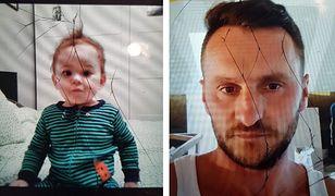 Późnym wieczorem chłopiec i ojciec zostali odnalezieni