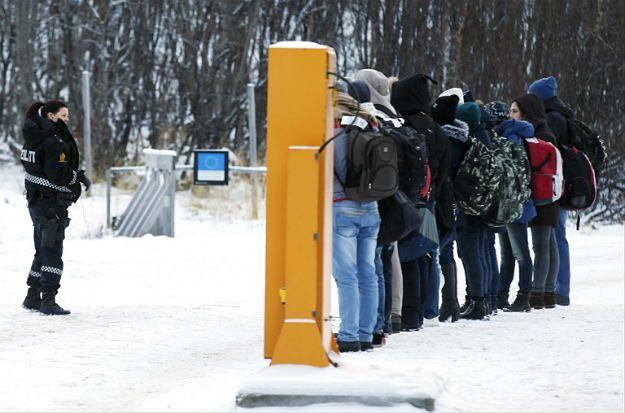 Norwegia buduje mur na granicy z Rosją