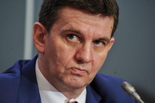 Dotychczasowy szef SKW Piotr Bączek w ubiegłym tygodniu podał się do dymisji
