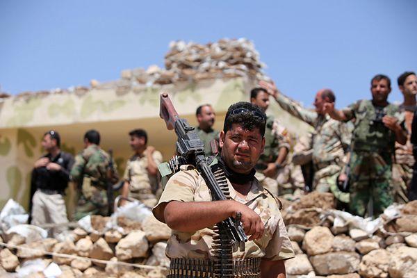 Siły rządowe w Iraku przełamały prawie dwumiesięczne oblężenie islamistów w Amerli