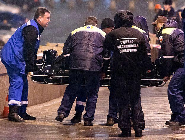 Rosyjskie służby prowadzą śledztwo. ws. zabójstwa Borysa Niemcowa
