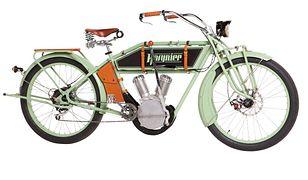 Kosynier to polska marka z ambicjami. Produkuje elektryczne rowery