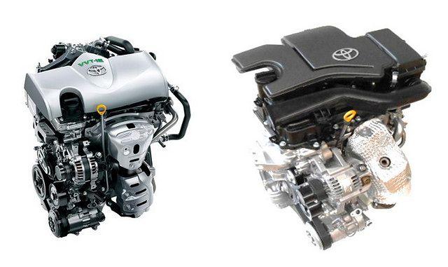 Nowe silniki Toyoty: nie tylko do hybrydy?