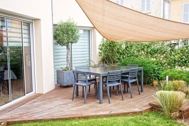 Mieszkanie z ogródkiem - bardziej atrakcyjne
