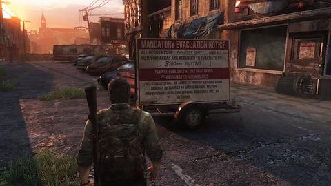 The Last of Us - piękno zniszczonego świata