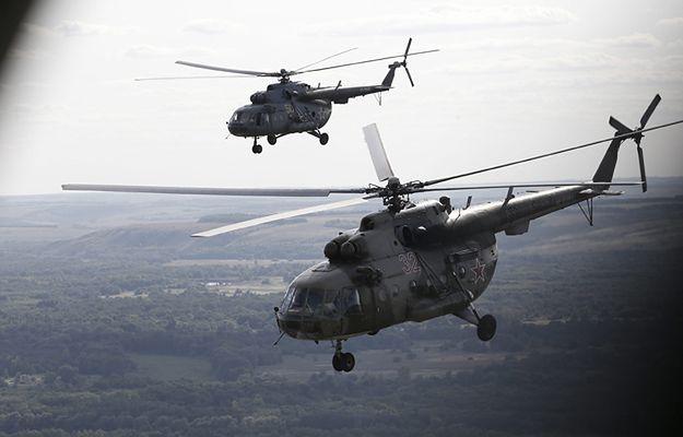 Helikoptery MI-8