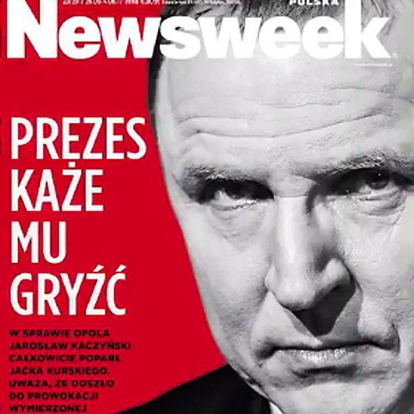 Okładki tygodników - Opole i TVP wciąż rozpalają emocje
