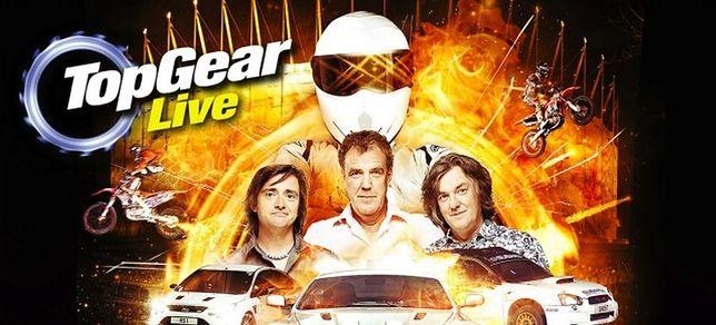 Top Gear na Stadionie Narodowym!
