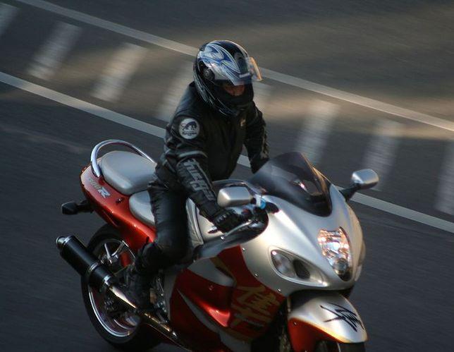Motocykliści w Warszawie. Ponad 200 km/h po ulicach!