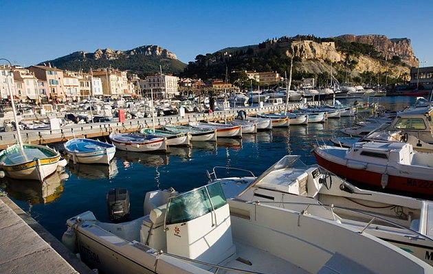 Cassis, Francja