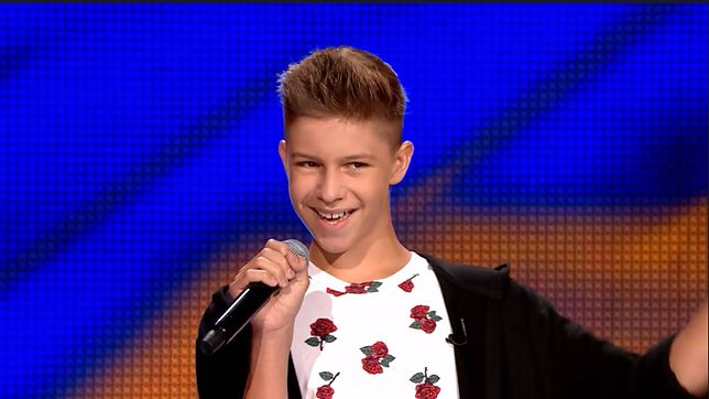 The Voice Kids: Mateusz Golicki – przystojniak z dylematem
