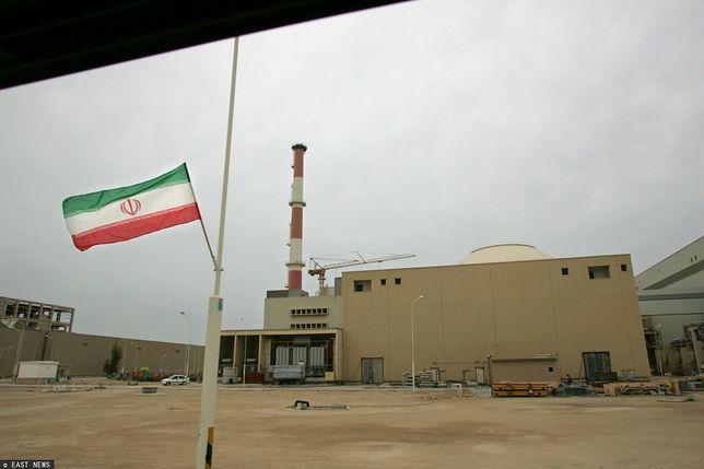 Trzęsienie ziemi w Iranie. W pobliżu elektrownia jądrowa