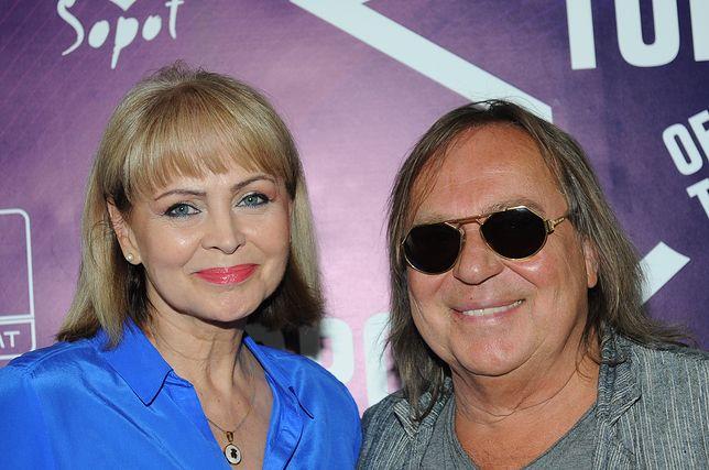 Izabela Trojanowska występowała z Romualdem Lipko, gdy miał już zdiagnozowanego raka