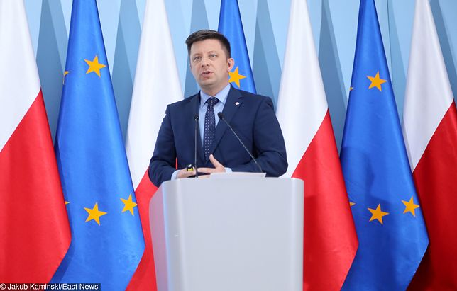 Michał Dworczyk o lotach VIP-ów.