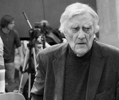 Ryszard Ronczewski zmarł 17 października. Miał 90 lat