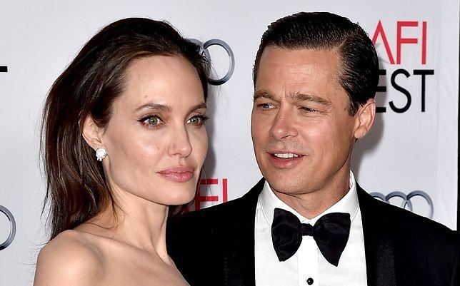 Brad Pitt znęcał się nad dziećmi? Czy to jest powód rozwodu z Jolie?