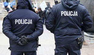 Policjanci protestują również przeciwko tworzeniu fikcyjnych statystyk kryminalnych.