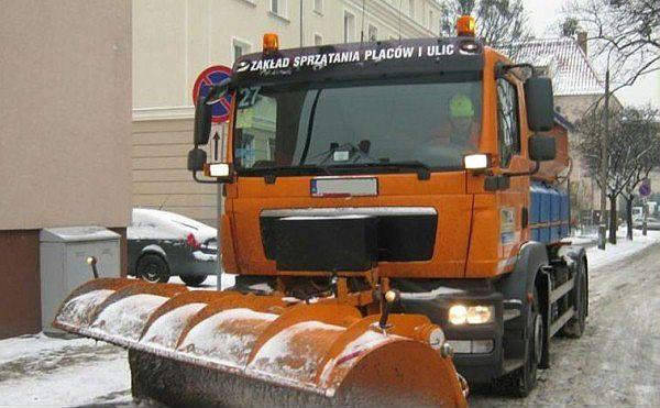 Poznańscy drogowcy już gotowi na przyjście zimy