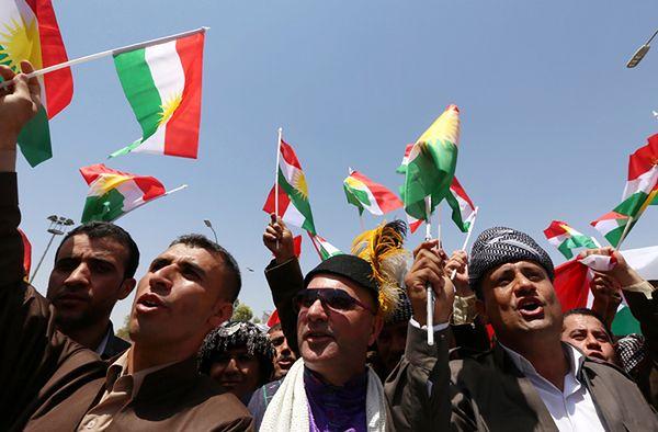 Przywódca Kurdów w Iraku wzywa do referendum niepodległościowego
