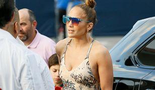 Jennifer Lopez ma wspaniałą figurę