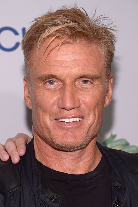 Dolph Lundgren, Hollywood, 2016 r.