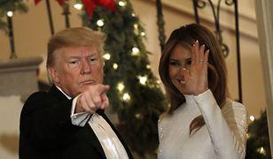 Złote Maliny 2019: Donald i Melania Trump z nominacjami