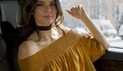 Kendall Jenner polubiła musztardę