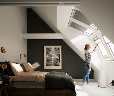 Sypialnia na poddaszu. Jak zwiększyć komfort i jakość snu?
