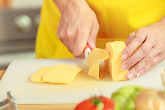 Mimo sporej kaloryczności żółty ser może być pomocny w utrzymaniu dobrego zdrowia.