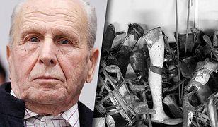 W młodości rzucał w Żydów kamieniami. Później trafił z nimi do obozu