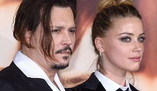 Johnny Depp i Amber Heard formalnie zakończyli małżeństwo na początku roku
