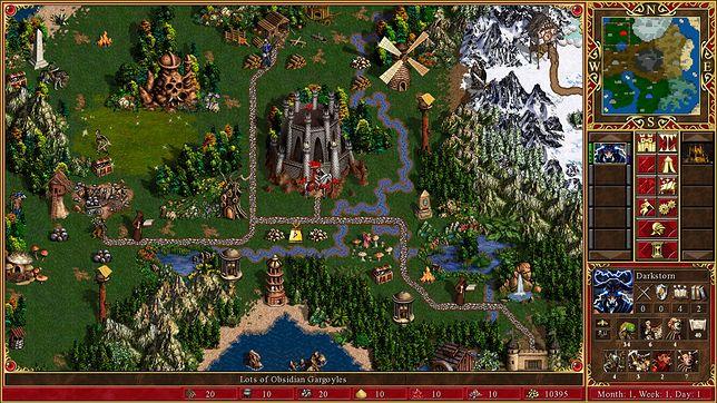 """Gramy w """"Heroes of Might & Magic III"""". Wciąga tak samo jak w '99"""