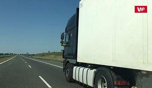 Protest kierowców ciężarówek w praktyce. Sprawdzamy, czy jeździ się gorzej