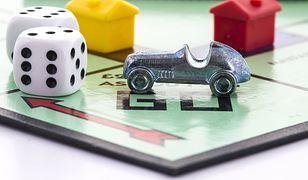 Polska wersja Monopoly pojawiła się na początku lat 90. XX wieku