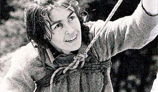 Wanda Rutkiewicz to pierwsza Polka, która zdobyła Mount Everest.