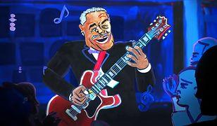 B.B. King bohaterem Google Doodle w poniedziałek 16 września