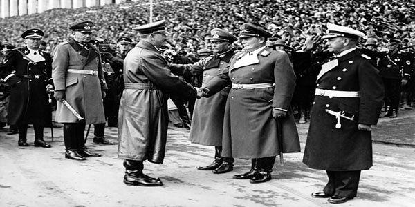 Znaleźli rzeźby zrabowane przez Hermanna Goeringa