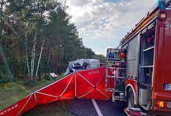 Wypadek autobusu w Zielonej Górze. Nowe informacje od służb