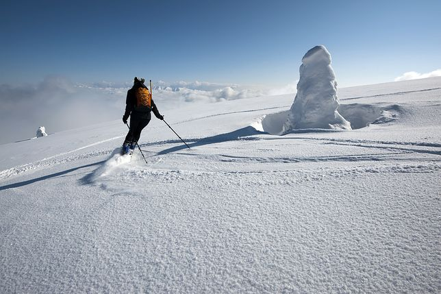 Skitury - alternatywny pomysł na narty