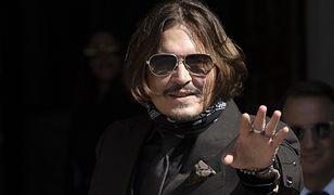 Dior trzyma się Johnny'ego Deppa, bo przynosi mu zyski