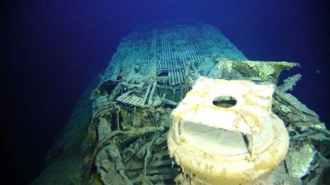 "Grupa ""Lost 52 Project"" odkryła wrak okrętu podwodnego USS Stickleback SS-415"