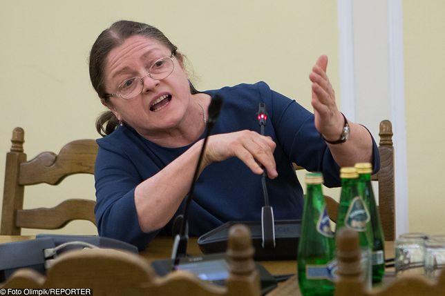 Krystyna Pawłowicz wygrała proces z Jerzym Owsiakiem
