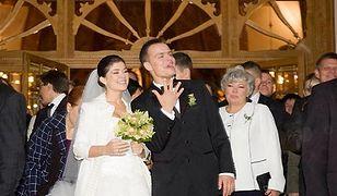 Pod koniec września 2008 roku Katarzyna Cichopek i Marcin Hakiel wzięli huczny ślub