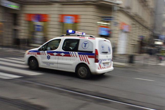 Poznań. Śmiertelny wypadek na przejściu dla pieszych