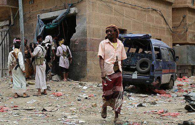 Zamach w Jemenie. 25 ofiar śmiertelnych po wybuchu w Sanie