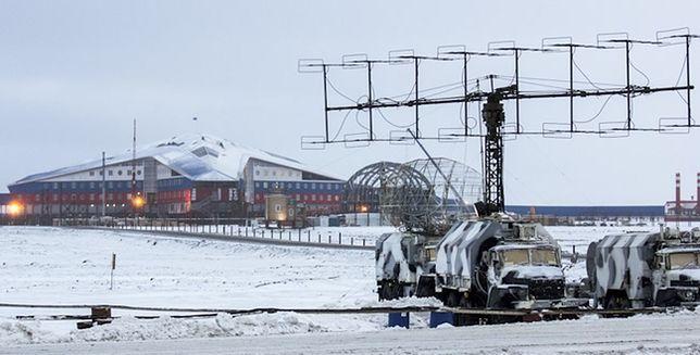 Rosjanie kończą nową bazę wojskową. Będą kontrolować Północ?