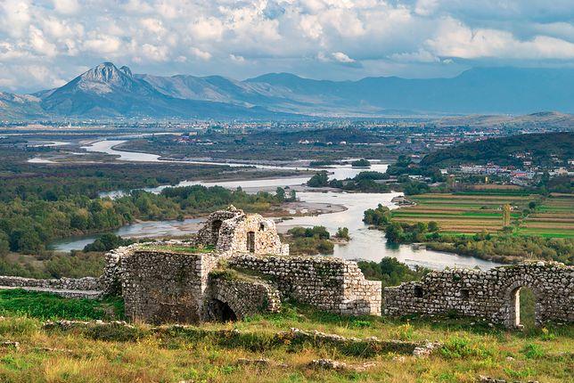 Ruiny Bassani zostały znalezione w okolicy Szkodry (na zdjęciu) - miasta w północno-zachodniej Albanii, posiadającego wiele cennych zabytków