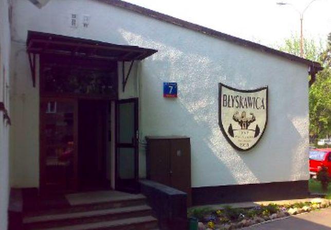 """Warszawa. Klub """"Błyskawica"""""""