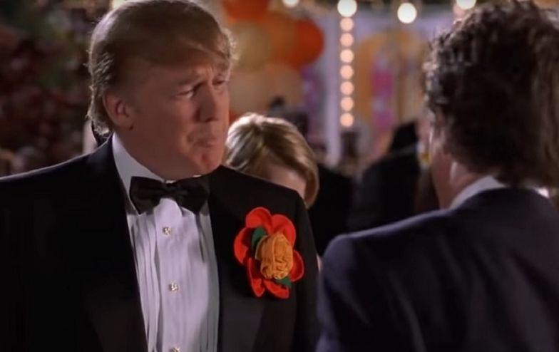 Donald Trump w komedii romantycznej