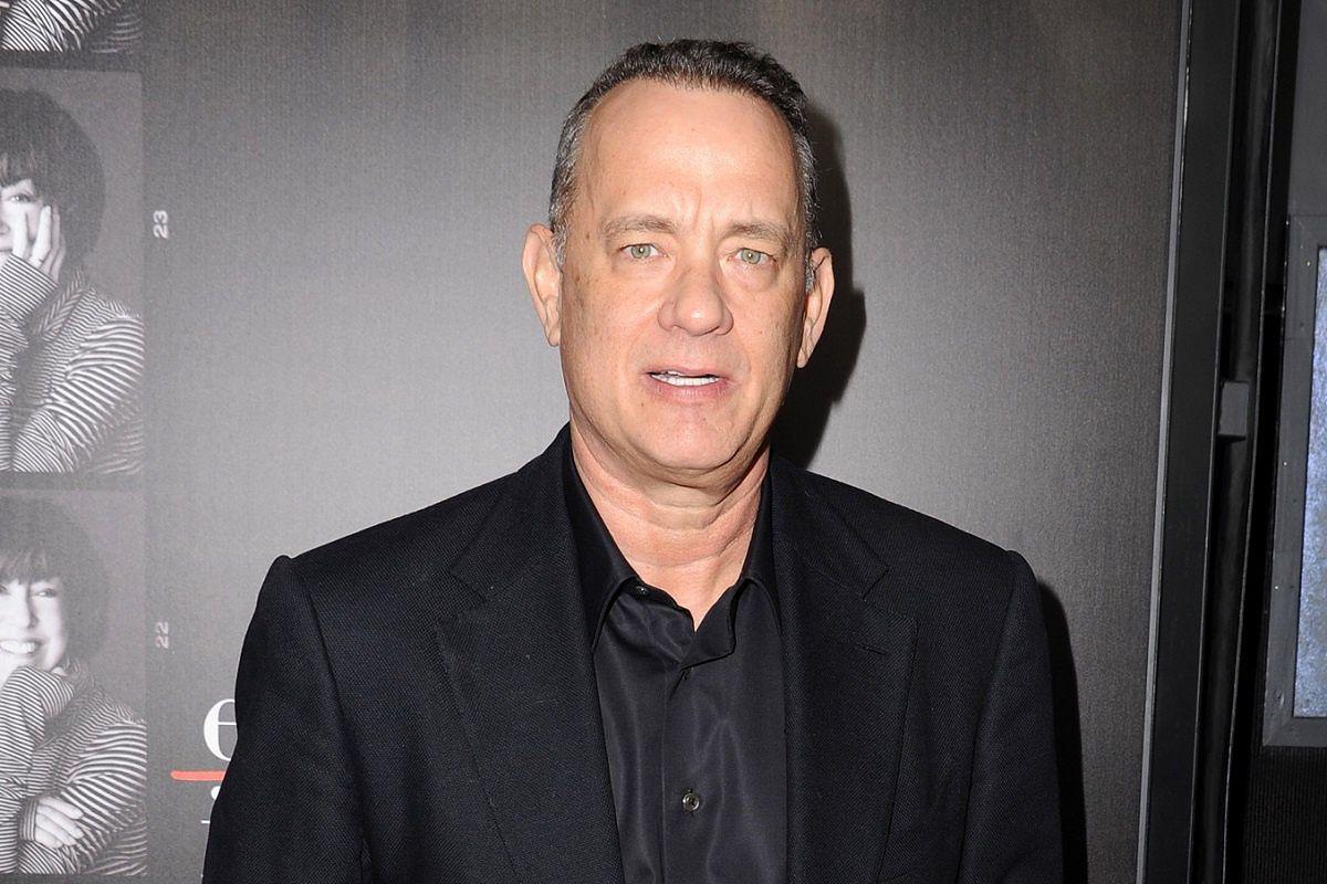 Tom Hanks znowu przebywa na kwarantannie